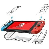 Sonolife Protector Transparente Tipo Cristal para Consola Nintendo Switch