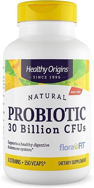 Probiotic Probiótico 30bi (150Vcaps) Healthy Origins