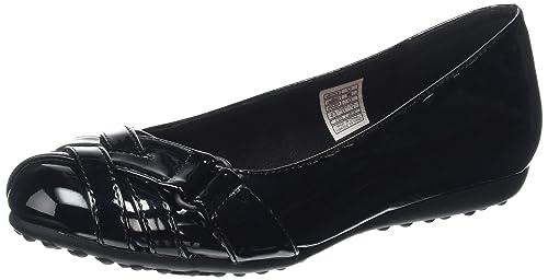 fd101ec4d720 Rocket Dog Women s Rebel Ballet Flats  Amazon.co.uk  Shoes   Bags