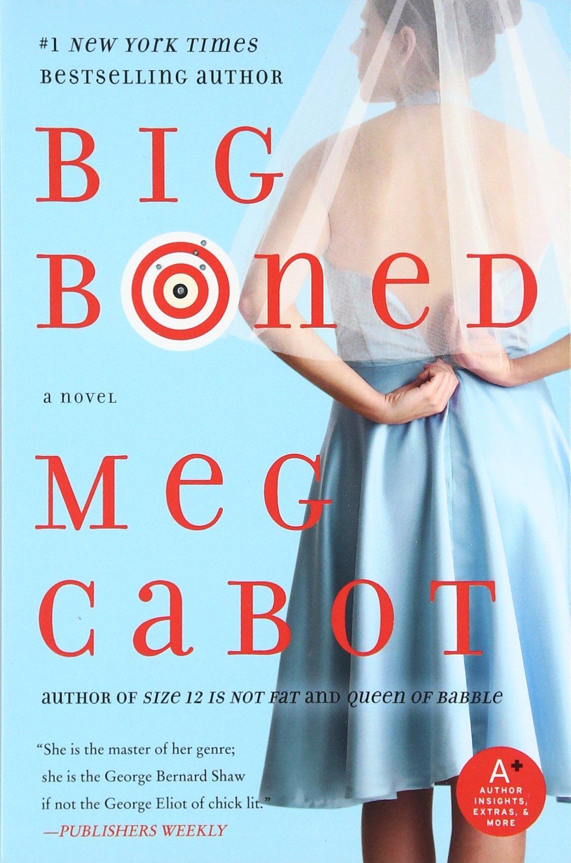 Big Boned (heather Wells Mysteries): Meg Cabot: 9780060525132: Amazon:  Books