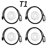 Areyourshop 4PCS USB Programming Cable for