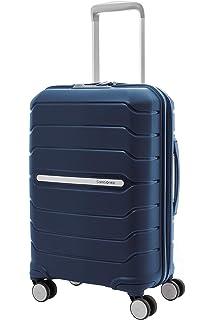 7507677ca34d Kroeus Ultralight PP Luggage Scratch-Resistant Suitcase Dual Spinner ...