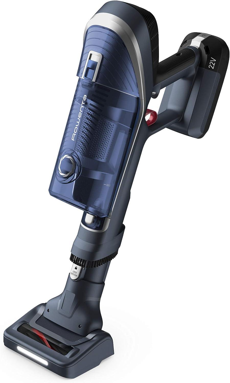 Kunststoff Rowenta X Force Flex 11.50 RH982 Staubsauger 4 in 1 ohne Kabel