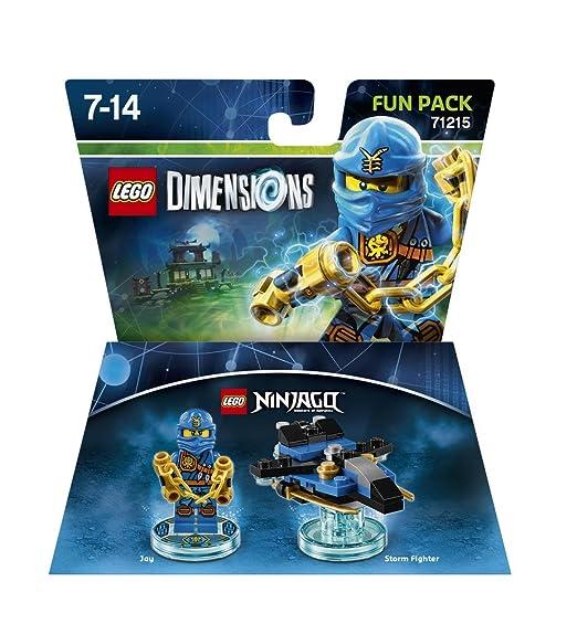 60 opinioni per Lego Dimensions Fun Pack- Ninjago: Jay