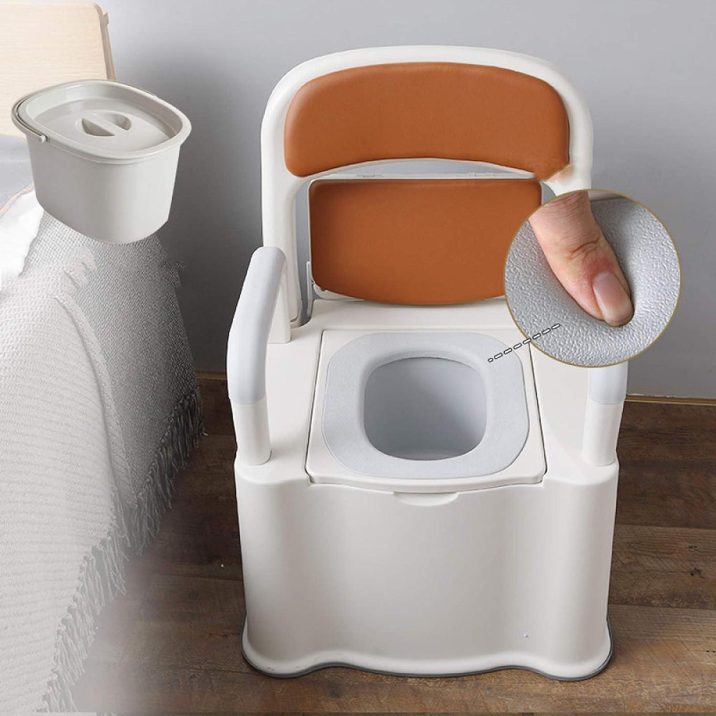 SXLZ Toile Movible Inodoro Portátil Inodoro Desodorante ...