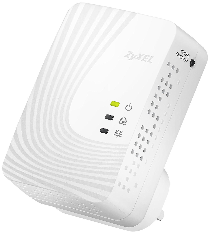 ZyXel PLA4201 V2 500Mbps Mini Powerline Ether..
