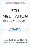 Zen Meditation in Plain English (English Edition)