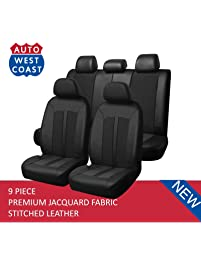 West Coast Auto Car Seat Covers Set