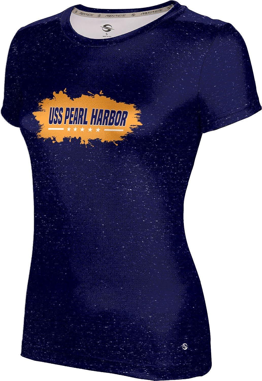 ProSphere Women's USS Pearl Harbor Military Heather Tech Tee