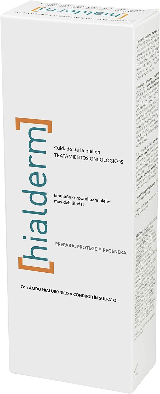 Hialderm Emulsión corporal, frasco con dosificador - 500 ml