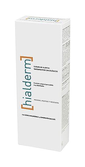 HIALDERM Emulsión Corporal - Protege e hidrata la piel en profundidad, Frasco con dosificador, 500 ml