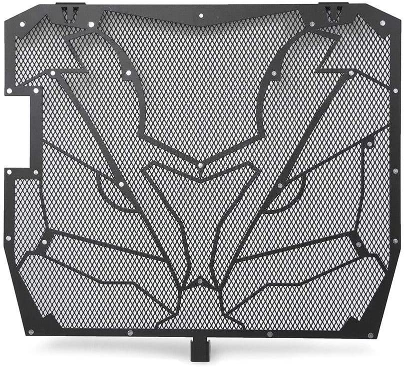 Green UltraSupplier Radiator Guard Grill Cover Mesh Protector for 2011 2012 2013 2014 2015 2016 Kawasaki ZX10R ZX-10R 2011-2016