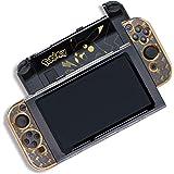 HORI Protettore Switch Pikachu Gold - Ufficiale Nintendo e Pokémon - - Nintendo Switch