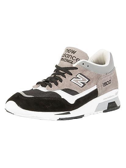 innovative design 9e1d1 9dc4b New Balance M1500, KSG grey-black: Amazon.co.uk: Clothing