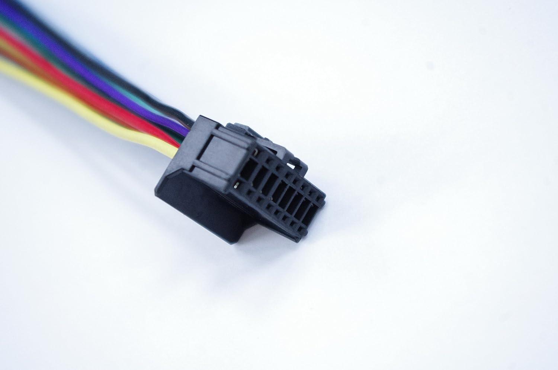 AVH-P8400BH AVH-P3400BH AVH-P4400BH AVH X5500BHS AVH-X8500BHS Wire Harness for Pioneer AVH-P1400DVD AVH-P2400BT AVH-X4500BT