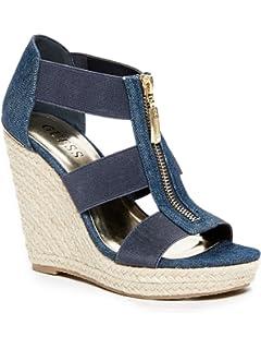 460e0b6d071 Amazon.com | G by GUESS Women's Brayla Lucite Mules | Shoes