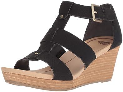 a1d3be7a0cc2 Dr. Scholl s Women s Barton Wedge Sandal