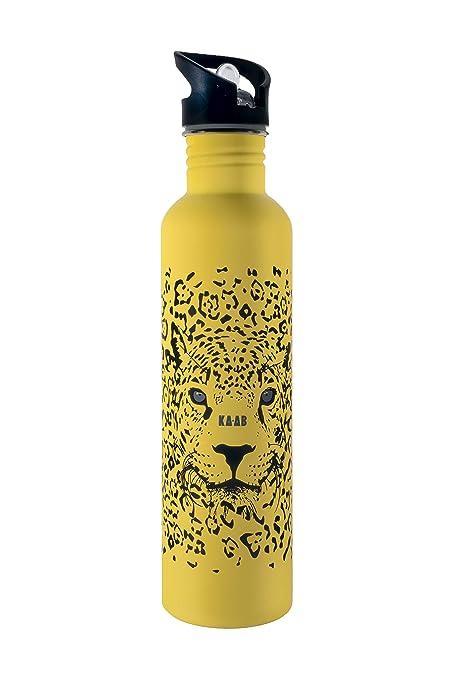 Botella KA-AB de Acero Inoxidable para Agua. Capacidad 1lt, libre de ...
