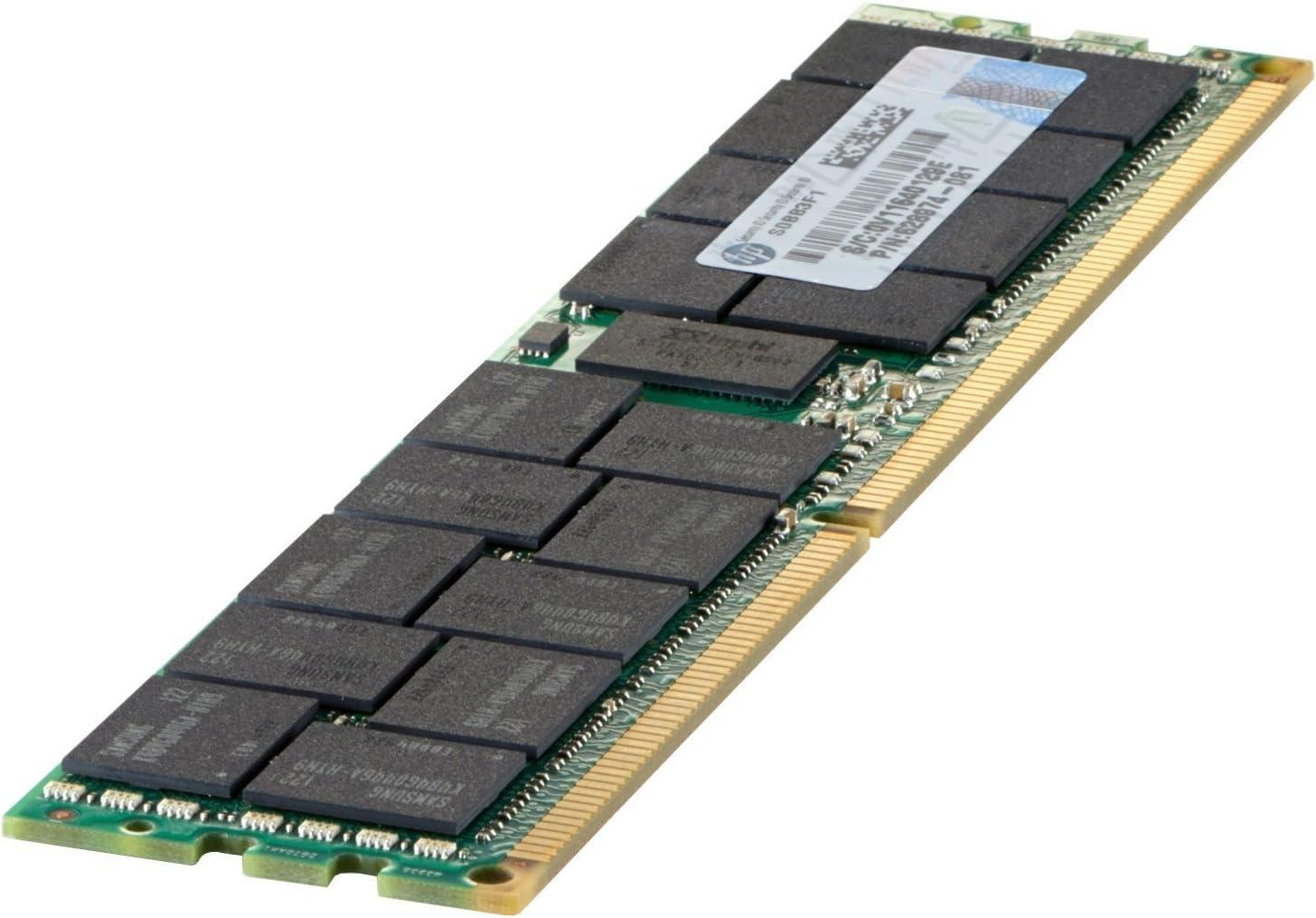 HP 647899-B21 HP 8GB (1X8GB) PC3-12800R MEMORY (Renewed)