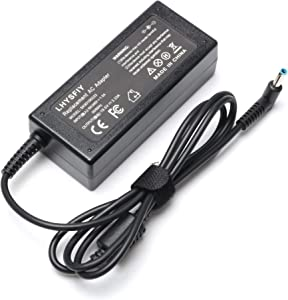 65W AC Adapter Laptop Charger for HP Probook 640 650 G2 430 440 450 G3 G4 Folio 1020 1030 1040 G1 G3 HP Envy x360 HP Pavilion 15 17 Series HP Chromebook 14 Power Supply Cord