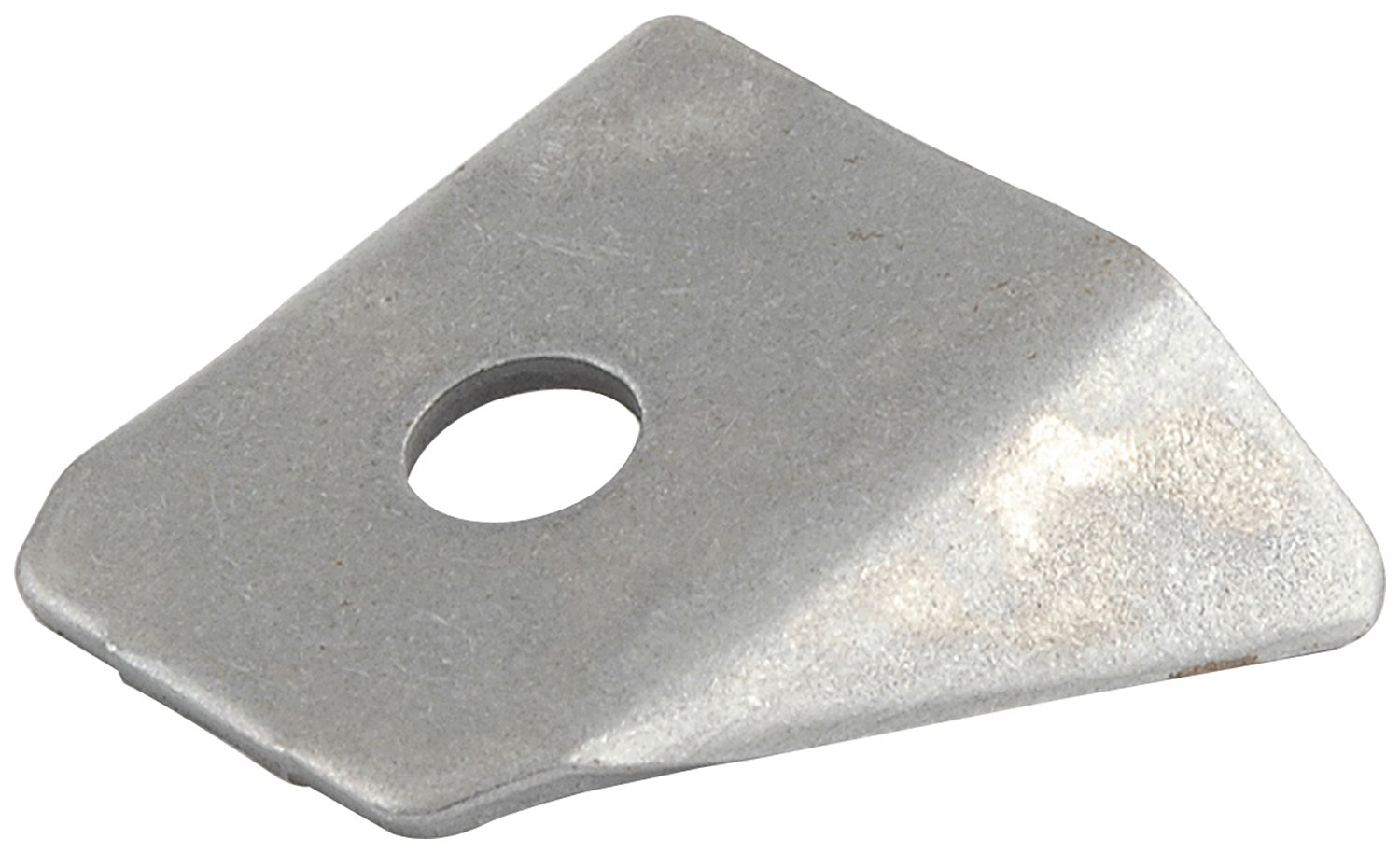 Allstar ALL60024 1-9/16' Tall 0.085' Thick 3/8' Hole 7/8' Center Hole Height Mild Steel Body Brace Chassis Tab for Flat Mount, (Pack of 4) Allstar Performance