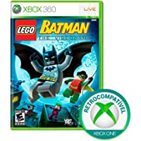 Lego Batman: The Video - Xbox 360