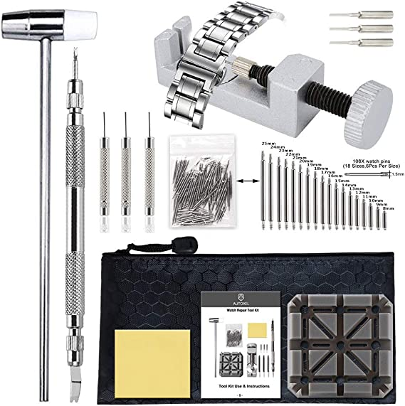 Watch Band Tool Kit - Watch Link Remover