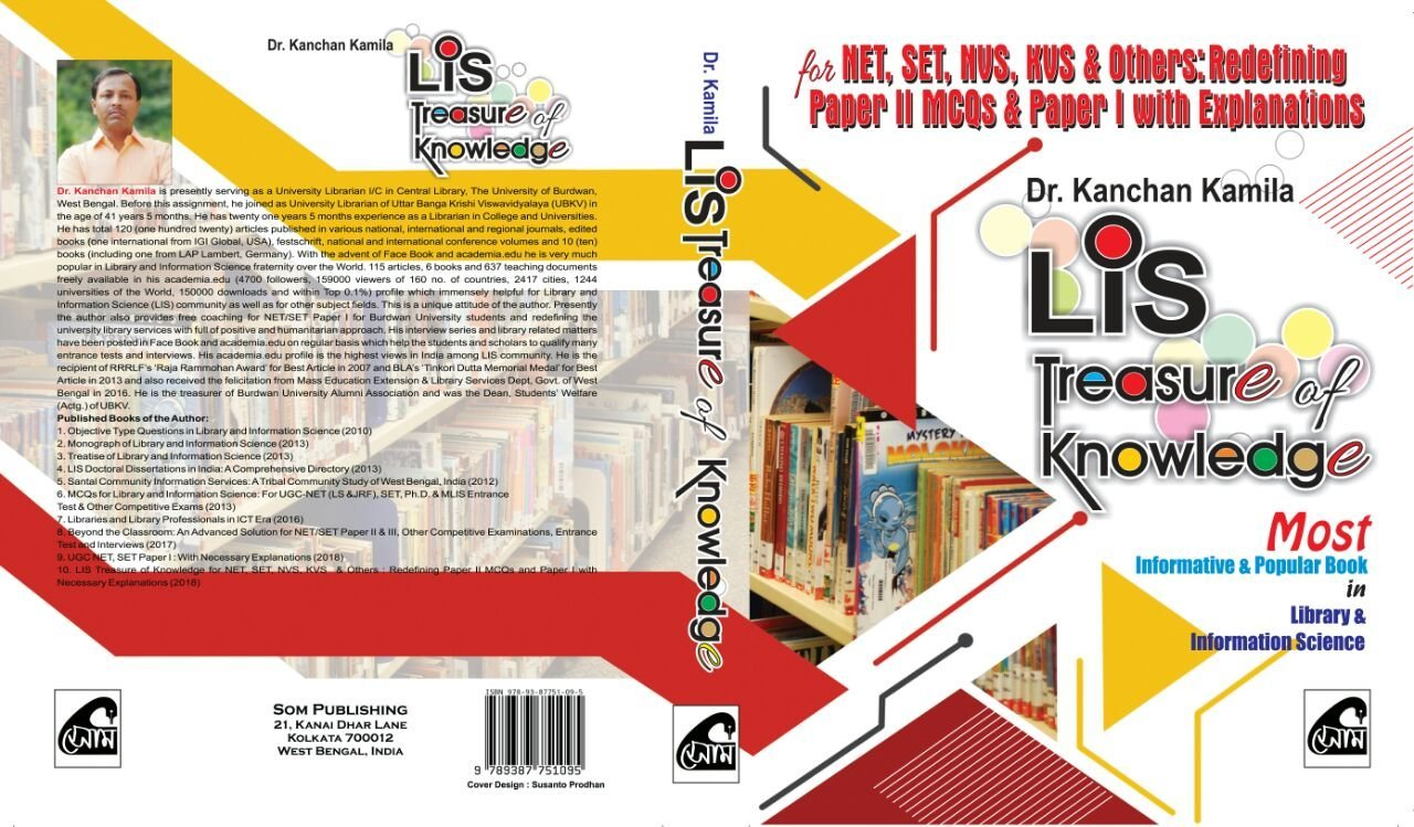 Buy LIS TREASURE OF KNOWLEDGE Book Online at Low Prices in