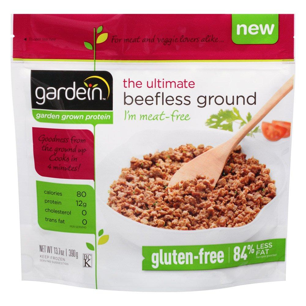 Vegan Ground Beef: Amazon.com: Gardein Seven Grain Crispy Tender, 9 Ounce
