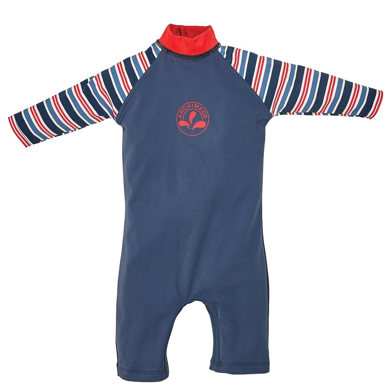 Archimède Baby-Jungen Badeanzug Bord De Mer