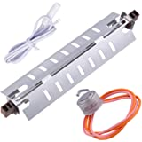 WR51X10055 Refrigerator Defrost Heater Replacements WR55X10025 Refrigerator Temperature Sensor WR50X10068 Defrost Thermostat