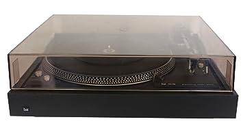 Dual CS 606 Tocadiscos en negro: Amazon.es: Electrónica
