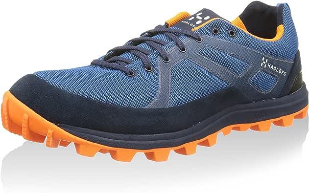 Haglöfs Gram Pulse - Zapatillas trail running Hombre - azul 2016 ...