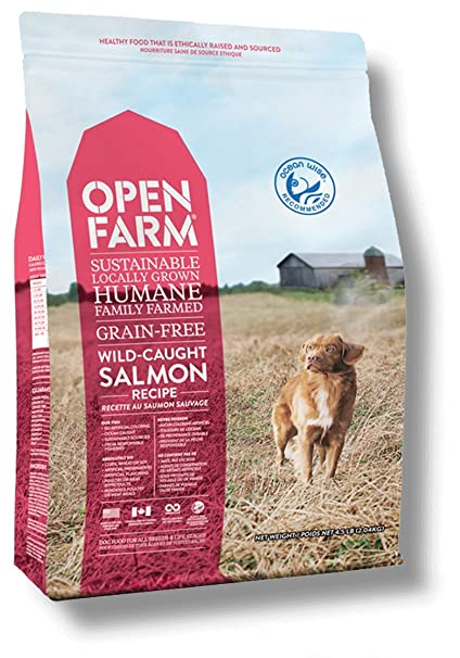 Amazon open farm wild caught salmon grain free dog food 12lb open farm wild caught salmon grain free dog food 12lb forumfinder Images