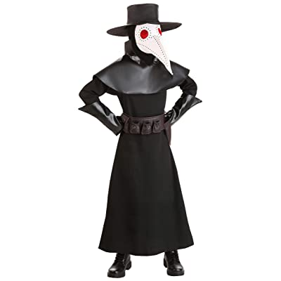 Plague Doctor Costume Kid's: Clothing