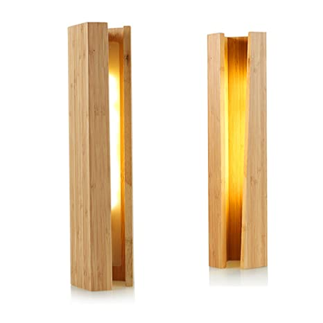 Trista99 yellow light led bedside lamp usb port dimmable bamboo trista99 yellow light led bedside lamp usb port dimmable bamboo table light stylish wood led desk aloadofball Choice Image