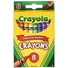 Crayola Crayons 8ct Pack of 6