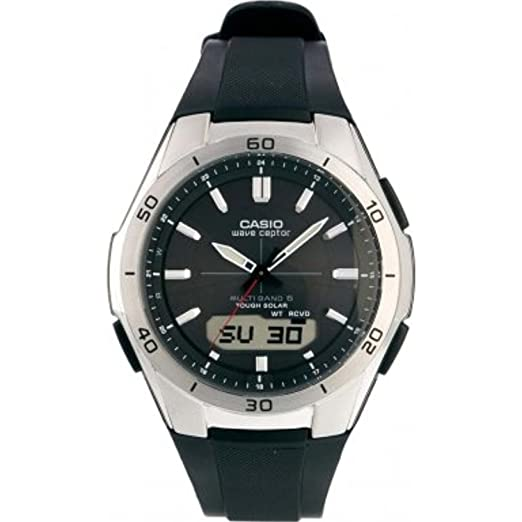 b381b36042b7 Image Unavailable. Image not available for. Colour  Casio Wave Ceptor ...