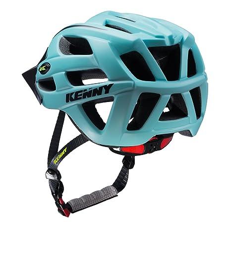 Kenny K1 Casco Unisex, Color Turquesa, tamaño Talla S-M: Amazon.es: Deportes y aire libre