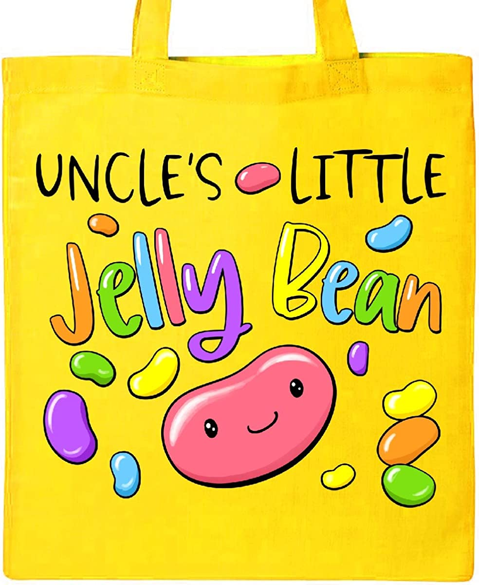 Inktastic Uncles Little Jellybean Cute Easter Candy Tote Bag
