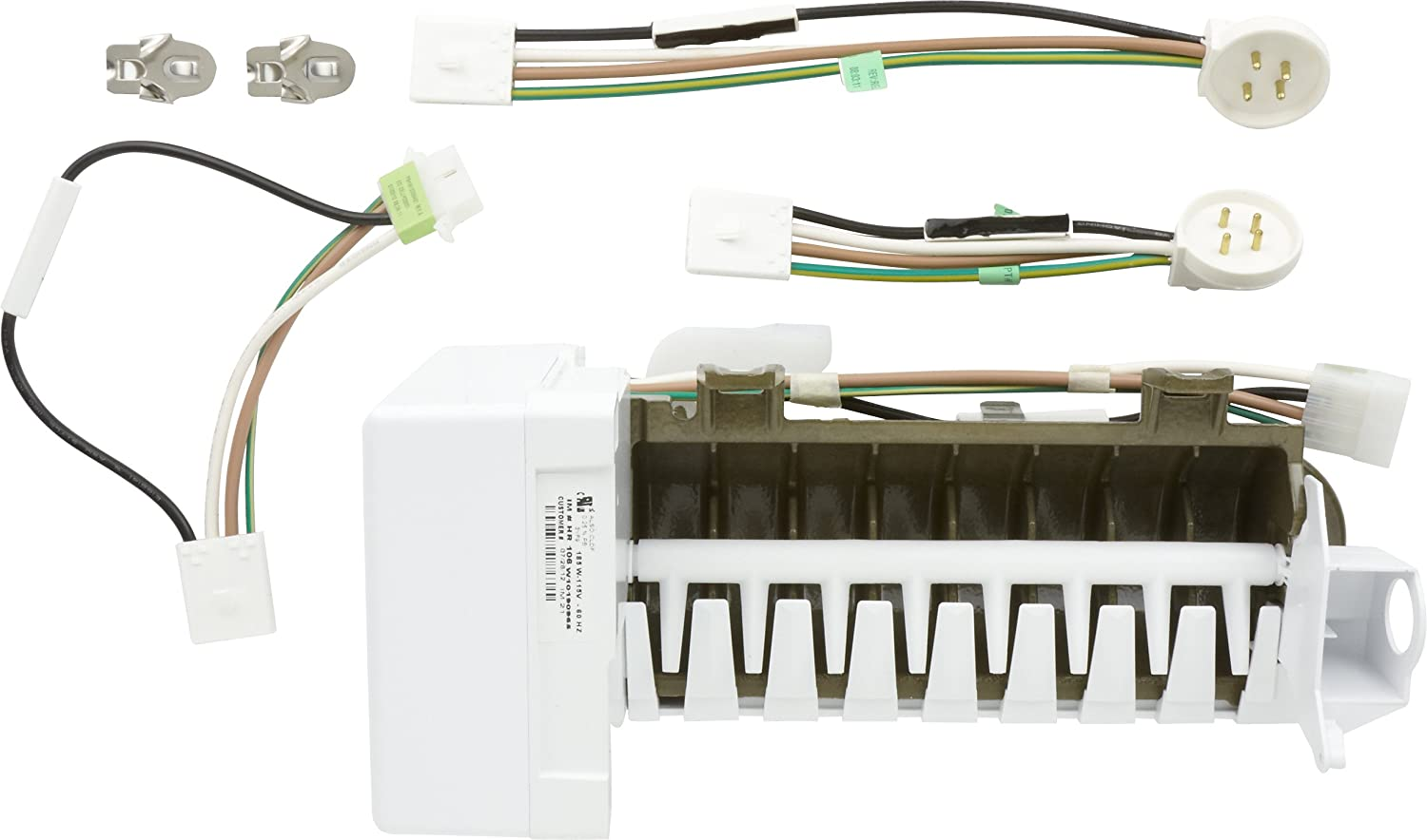 Whirlpool 4317943 Ice Maker Assembly Home Improvement Kenmore 80 Series Dryer Fuse Diagram Free Download Wiring