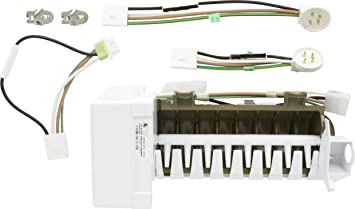 whirlpool et8chmxkb0 ice maker wiring diagram whirlpool auto amazon com whirlpool 4317943 ice maker assembly home improvement on whirlpool et8chmxkb0 ice maker wiring diagram