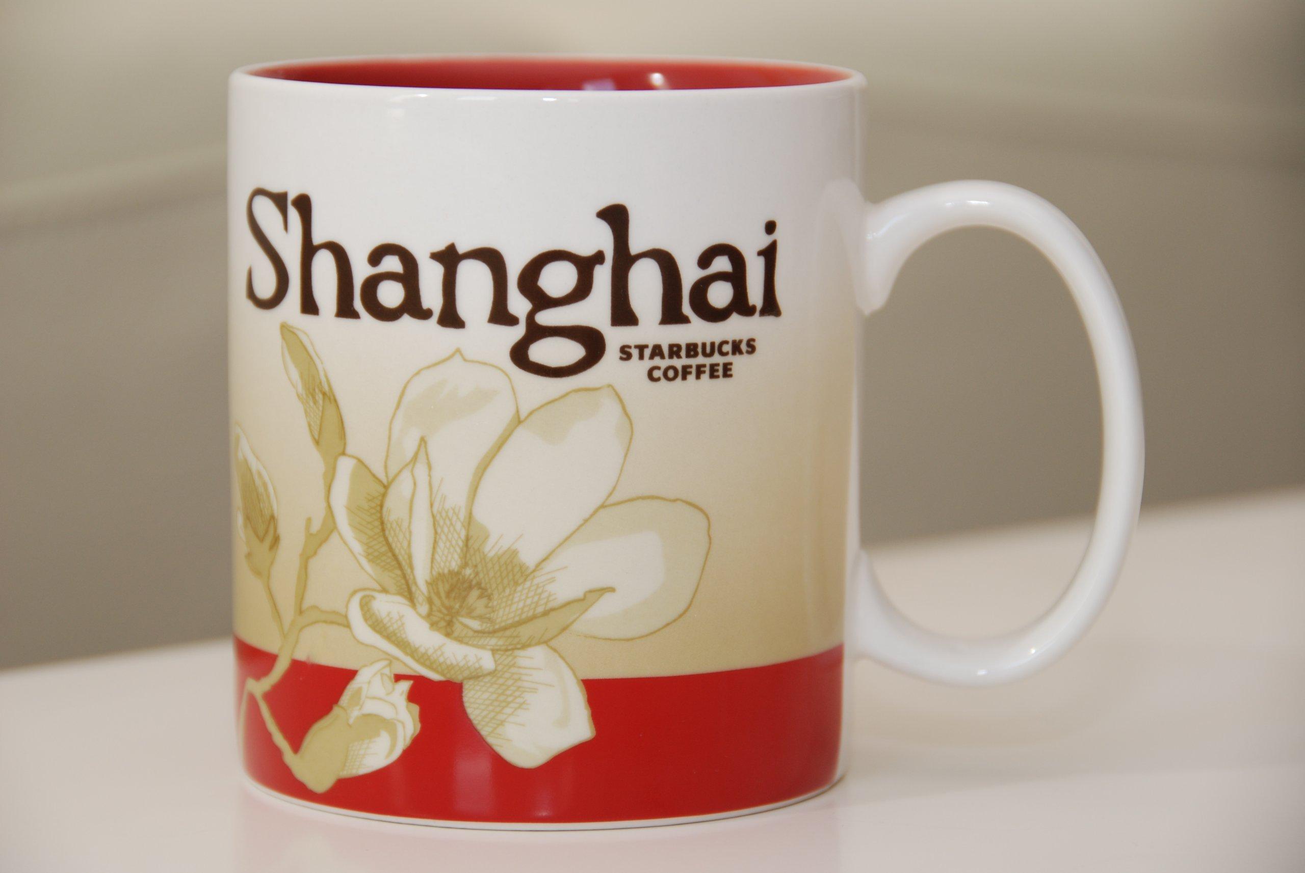 Starbucks Shanghai (China) Global Icon Coffee Tea Mug