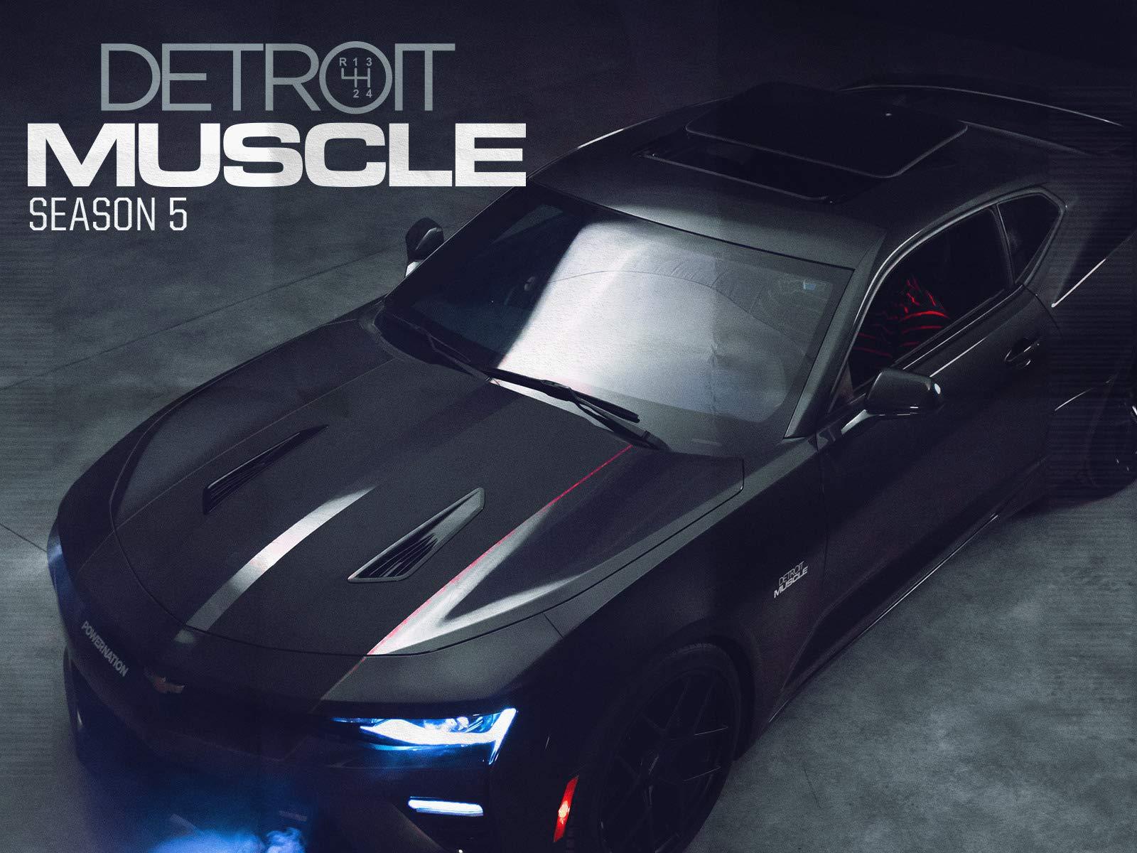 Detroit Muscle on Amazon Prime Video UK
