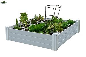 Vita Gardens Garden Bed with Grow Grid
