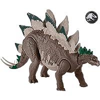 Jurassic World Stegosaurus, Figura Dinosaurio de Juguete niños