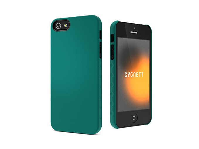 Cygnett CY0831CPAEG Frost Slim Hard Case for iPhone 5 - 1 Pack - Carrying  Case - Coral