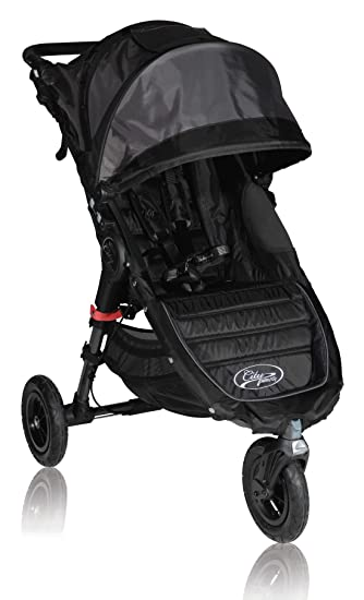 Baby Jogger City Mini Gt Single Stroller Black Shadow Discontinued By Manufacturer