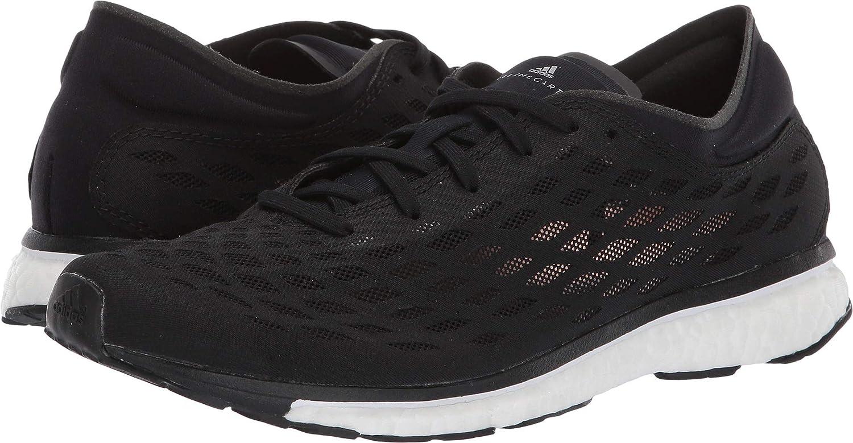 Image of adidas by Stella McCartney Adizero Adios Core Black/Bright Cyan/Raw Pink 8.5 Running
