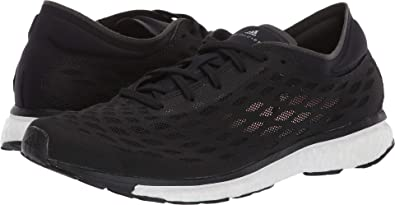 4bf3b341abd adidas by Stella McCartney Women s Adizero Adios Core Black Bright Cyan Raw  Pink 5